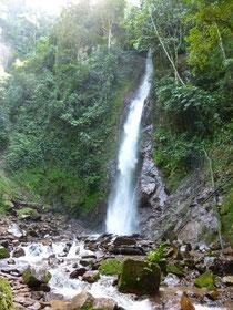 Cascade de Tirol à San Ramon