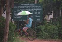 La mouson à vélo