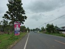 A la frontière Thaie