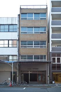 Chojamachi Transit Building                   (before the renovation)