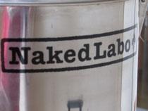 NakedLabo オリジナルステッカー