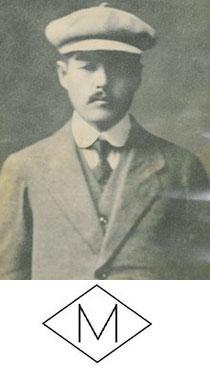 大沼松次郎と創業当初の商標