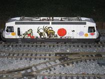Steinbock Lokomotive