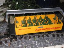 2. Klass RhB Aussichtswagen