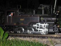 Ballenberg Dampflokomotive