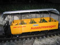 2. Klass Aussichtswagen