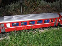 2. Klass RhB Personenwagen