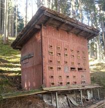 Das alte Bienenhaus