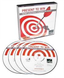 PETER MOHR:  PRESENT TO WIN - Perfekt Präsentieren in Business und Verkauf  -  Hörbuch