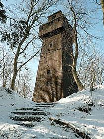 Lupfenturm im Winter