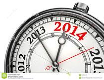 Reloj 2014 - www.AorganiZarte.com