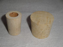 Conical Cork Stopper