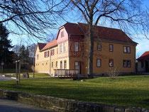 Alte Mühle in Crawinkel - Soziales und kulturelles Zentrum des Ortes