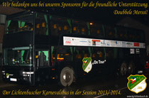 Lieteböscher Karnevalsbus 2014