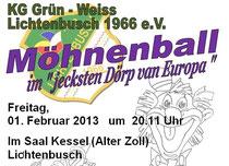 Möhnenball 2013
