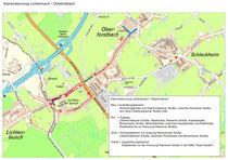 Zugweg - Grafik: Stadt Aachen
