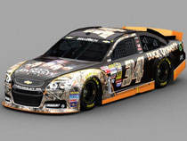 #34 Duck Dynasty Chevy SS
