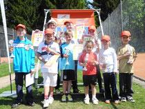 Die Sieger beim Kidsday 2013