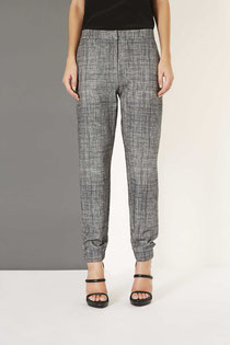 Topshop Boutique check joggers