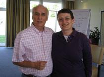 Dr. Fred Gallo und Dr. Bernhart