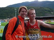 2009 konnte Hagen, unter Trainerin Manja Berger, den U18-WM Titel feiern