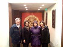 上海の文庫訪問