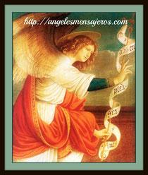 angeles mensajeros-angeles y arcangeles