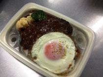 ロコモコ丼