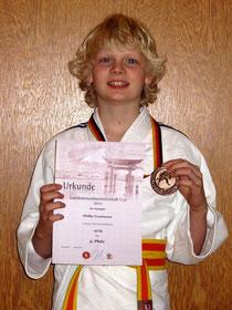 09.04.2011         Phillip Trautmann  (Bild v. Jörg Trautmann)