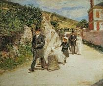 le cortège nuptial - 1892