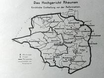 Karte nach Dr. Fabricius