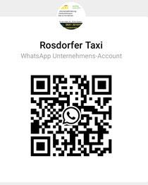 Taxiruf per WhatsApp