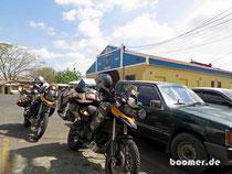 Willkommen in Honduras