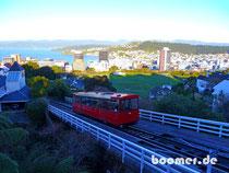 Zahnradbahn Wellington Neuseeland