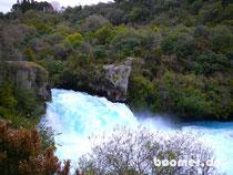 Huka Falls Neuseeland New Zealand