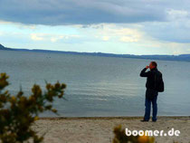 Lake Rotorua New Zealand Neuseeland boomer