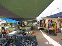 Markt auf dem Plaza
