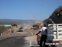 Straßenbau auf mexikanisch