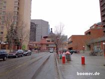 Chinatown in Calgary