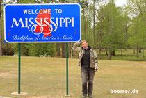 Mississippi - Ein M, 2xP, 4xI und 4xS