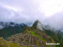 Machu Picchu - Wahrzeichen Peru's