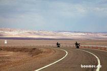 Anfahrt nach San Pedro de Atacama