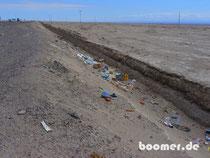 Müllhalde Atacama?