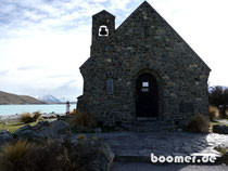 Church of the good Sheperd am Lake Tekapo