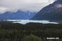 Der Matanuska Glacier