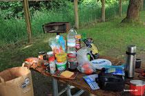 Lebensmittel-Spenden