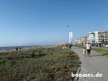 Uferpromenade La Serena
