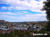 Alice Springs und die Mac Donell Ranges