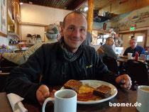 Frühstück für hungrige Globetrotter