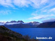 Entlang des Lake Wakatipu
